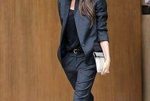 FASHION Business Style / Der Look fürs Büro, Business Looks, Business Outfits, Mode fürs Büro, Business Style, Office Style