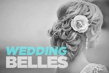 Wedding Belles / Beautiful styles for brides, bridesmaids, and wedding guests alike! Look your best for your biggest day.