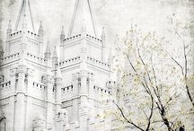 Church LDS: Spiritual Thoughts / by Ashley Willoughby