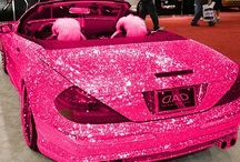Cars / I love nice cars, especially if they are pink ;) / by Kaitlin Kozlowski