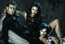 Vampire Diaries! / by Carin McDonough