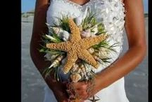 Wedding flowers & slideshows / Slideshows and flowers of beach weddings in NC and SC.