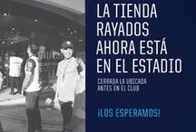 Tienda Rayados Oficial / Estadio BBVA Bancomer, Av. Pablo Livas #2011 Col. La Pastora, Guadalupe, Nuevo León.            Tel. +52 (81) 8127-1552     -Horario: L-V de 9:00 a 18:00hrs / S 9:00 a 15:00hrs. En línea: http://www.tiendarayados.mx/