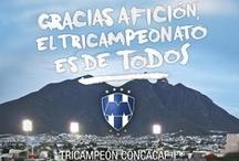 Rayados en Concacaf