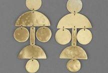 copper, brass & sepia
