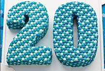 Happy Birthday Cakes / by Diana Marie
