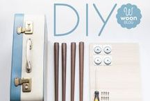 do it yourself / tutorial and ideas, craft skill / by Constanza Palma