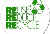 Reuse, Recycle, Repurpose