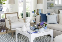 CHIC & SERENE / by Cotswold Marketplace