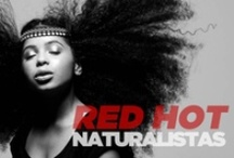 Red Hot Naturalistas / Let your true you shine!