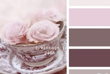 Color Schemes / Palettes of inspiration / by Maya Wright
