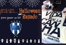 HalloweenRayado / Gana un Kit Rayado. ¡Da like a tu imagen favorita y al Pinterest de los Rayados para que tu voto cuente!