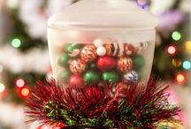 Christmas / Celebrate Christmas this year by following this board to find the best Christmas crafts, Christmas recipes, Christmas decor, and even DIY Christmas ornaments!  / by Karen Heffren