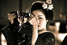 Nihon - Geisha and Maiko / by Quick Draw McGraw