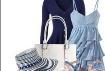 Fashion: Blue Shades