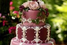 Wedding Cakes Pinktastic