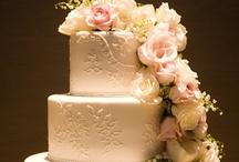 Wedding Cake Ivory, White, or Cream