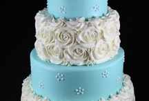 Wedding Cake Blue  / by Kaitlin Kozlowski