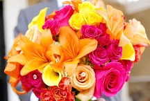 Wedding Bouquets Perfectly Mixed / by Kaitlin Kozlowski
