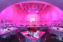 Wedding Receptions Pink
