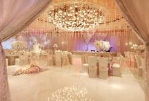 Wedding Receptions Cream, White, & Ivory