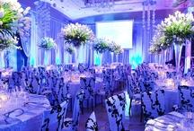 Wedding Receptions Blue