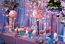 Wedding Receptions Tablescapes