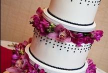 Wedding Cake Polka Dot
