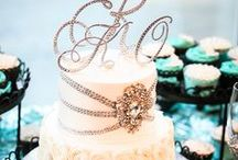 Wedding Cake Sparkle, Bling, Rhinestone