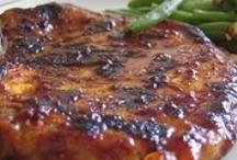 Pork Chops / Steak / Meatloaf / by Diana Marie