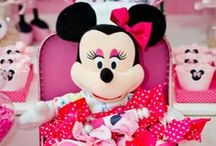 ♥Mickey y Minnie Mousse♥ / by Tarjetas Imprimibles