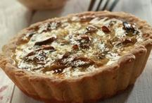 Pizzas - Pies - Tarts