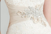 Wedding Bridal Gown Bodice Details