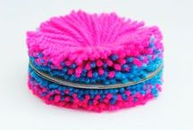 Pom Poms / by MollyMooCrafts