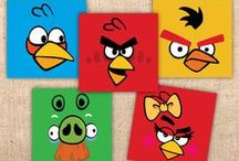 ♥Angry Birds♥