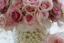 Wedding Centerpieces Blush & Pale Pink