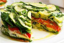 Vegetarian Treats / Fun Vegetarian options. / by Niketa Patel