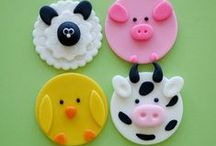 ♥Cumpleaños de Granja / Farm Birthday♥