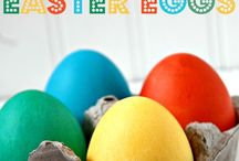 Easter Treats and Ideas / by Colleen Prokop