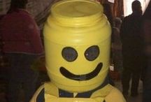 Duct Tape Halloween Costumes / Halloween Costumes made with Duct Tape - find the most creative ways to use Duck Tape!