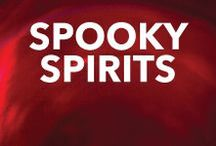 Spooky Spirits / All things Halloween, fall and more!