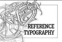 REFERENCE | TYPOGRAPHY