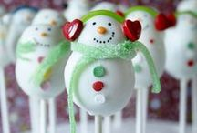 Winter Kids / Crafts, art projects and activities for children during Christmas and Winter