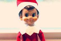 Elf Hijinks / Find great elf on the shelf ideas for all season long!