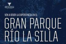 Gran Parque Río La Silla / Disfruta al máximo de la naturaleza con tu #FamiliaRayada Información: http://www.rayados.com/home/articulo/1265609