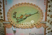 Handmade Cards - A Creative Need Digital Images / Handmade greeting cards using digital stamps by A Creative Need