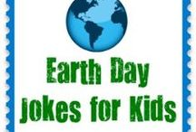 Dia de Earth / Find Earth Day crafts, Earth Day information, and Earth Day activities to help you celebrate a greener Earth this year!  / by Karen Heffren