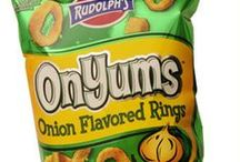 Sweet, Savory, Scrumptious  / Try other Rudolph food products like OnYums and Cinnamon Twists! / by Rudolph Foods