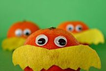 Lorax Ideas / Love The Lorax? Find all the best Lorax crafts, Lorax gift ideas, Lorax products, and more!