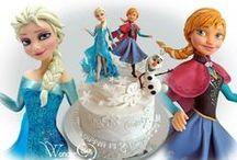 ♥Princesas / Frozen♥ / by Tarjetas Imprimibles